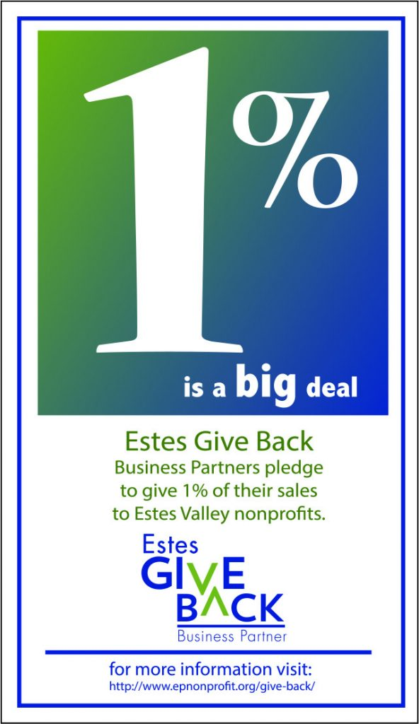 Estes Park Gives Back