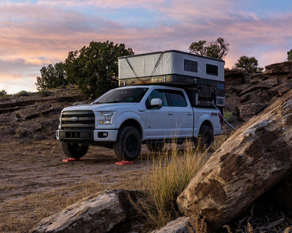 Camping Moab