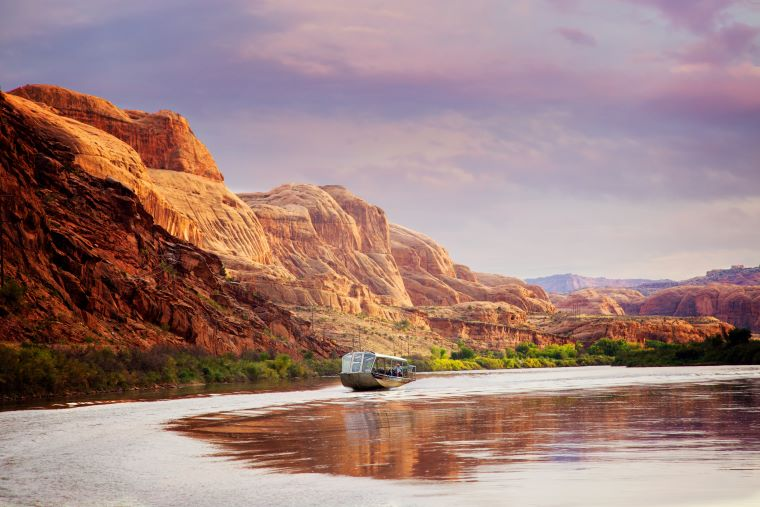 Moab Boating