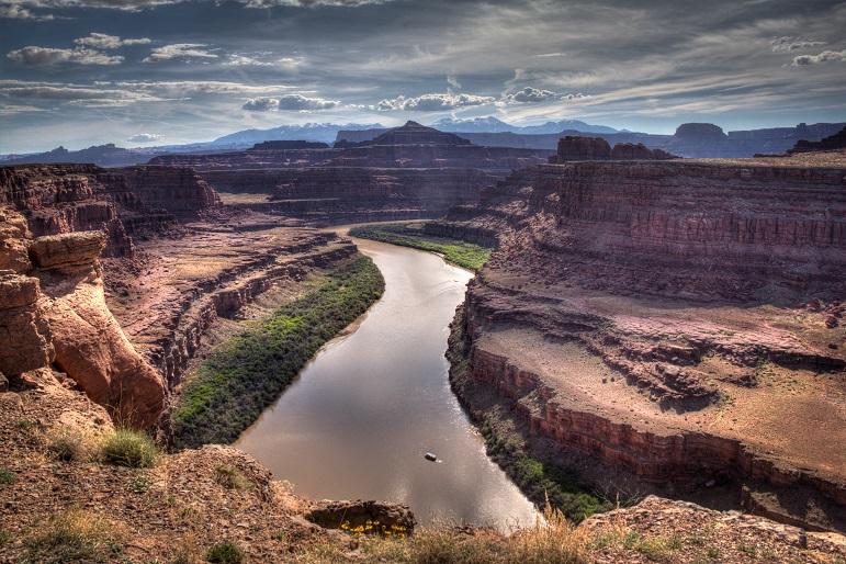 Moab Colorado River
