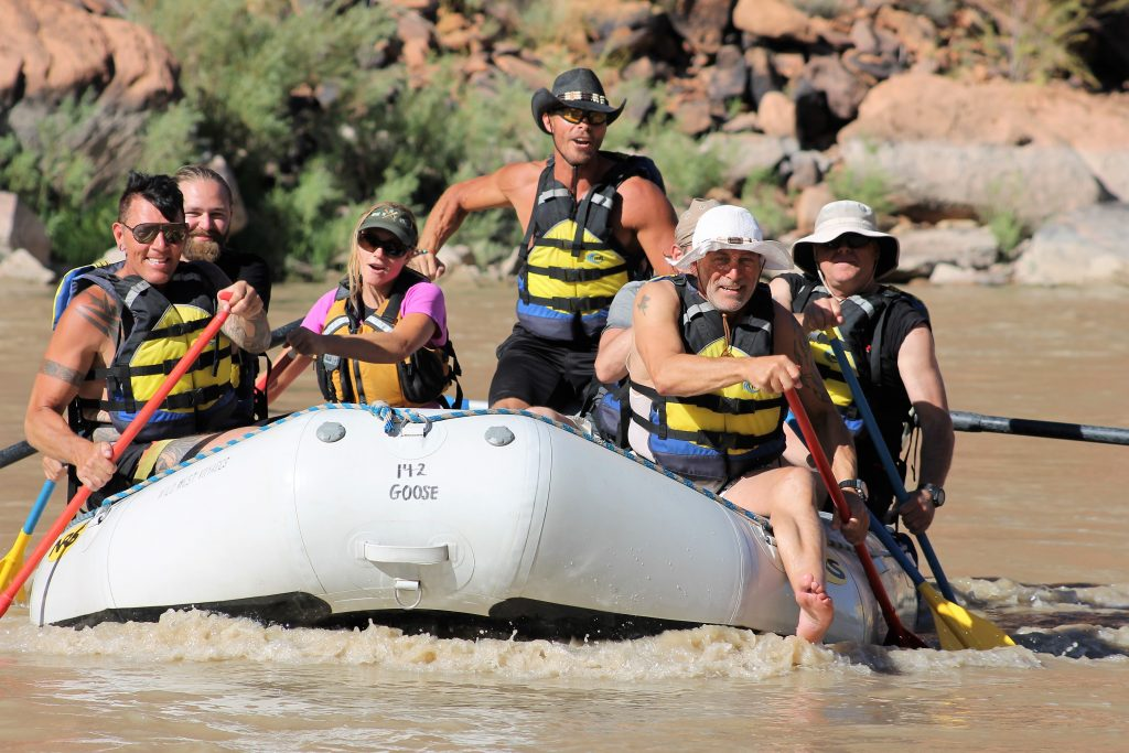 Whitewater Rafting Moab